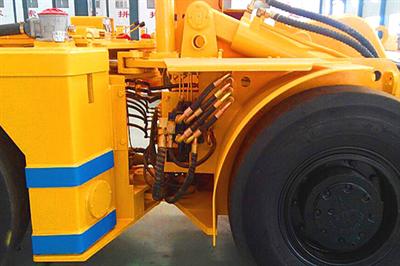 WJD-2电动铲运机