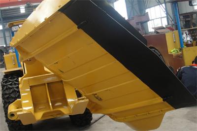 WJ-1C侧卸式铲运机
