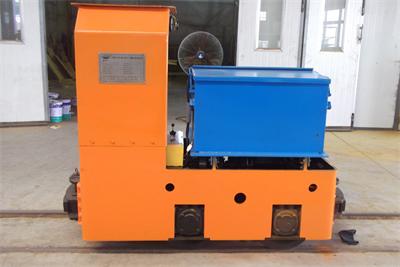 CTY-1.2-6GB蓄电池电机车