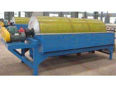 Permanent magnetic cylinder separator